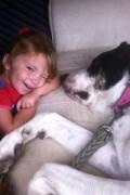 dora is great with children