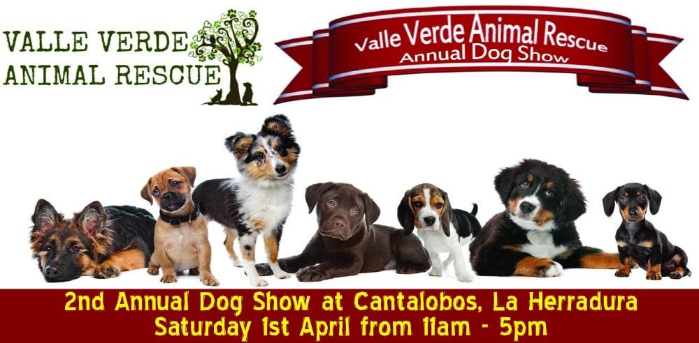 Valle Verde Dog Show April 2017