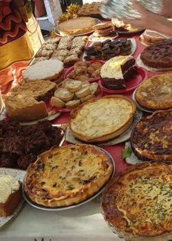 food stall