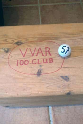 July 100 Club winning number 57