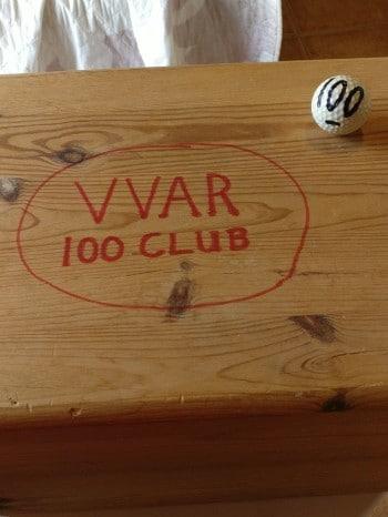 100 Club winning #100 February 2021